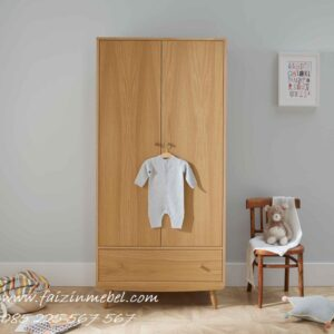 Lemari-Pakaian-Anak-Kayu